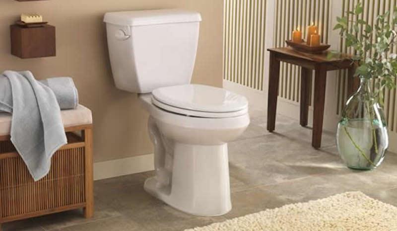 Montaj bazin de WC