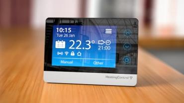 Montaj termostat ambiental